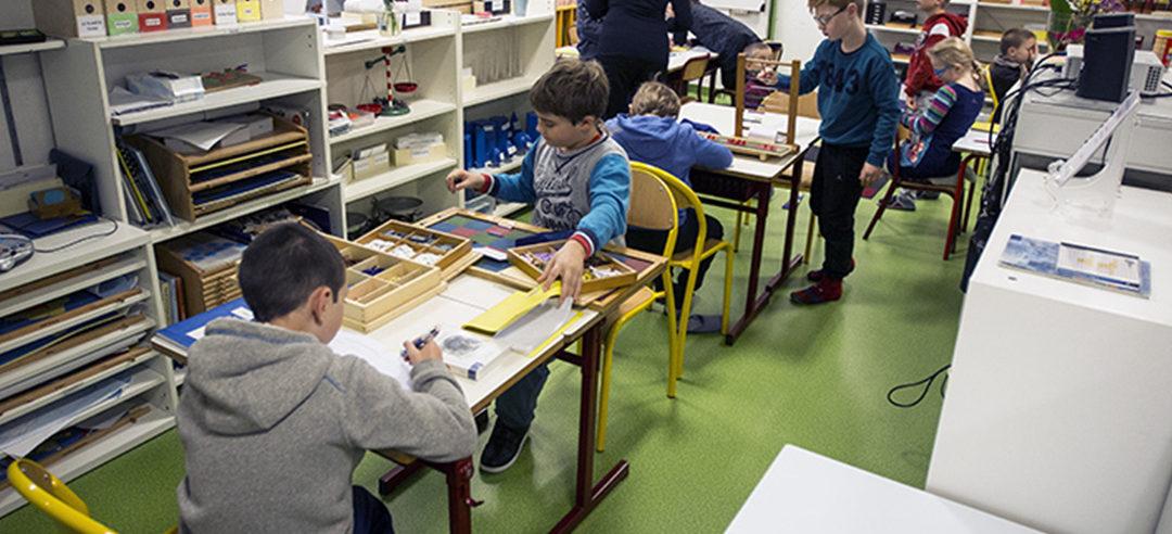 Assistant.e Montessori 3-6 ans