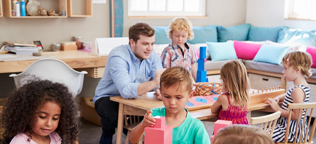 Éducateur/Éducatrice Montessori 12-15 ans